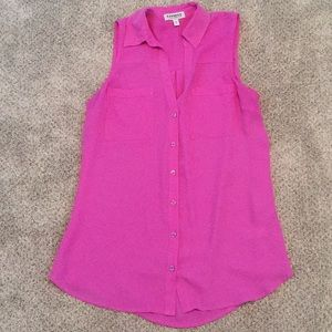 Sleeveless Express Portofino Shirt